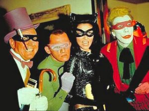 batman 1966 villains