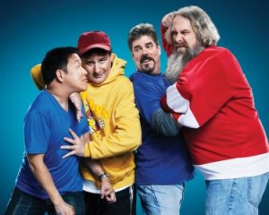 Comic Book Men Cast
