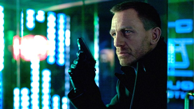 A New 'Official' Pic From Skyfall!