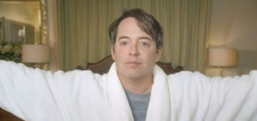 Matthew Broderick as Ferris Bueller commercial