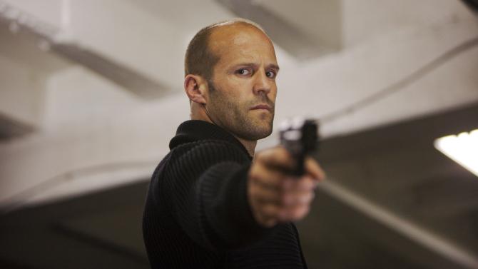 Mechanic Jason Statham 2011 action movie