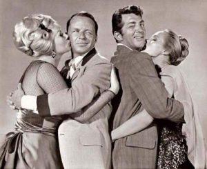 Four For Texas 1963 Sinatra Martin Ekberg Andress western comedy