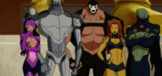 Justice League Doom villains