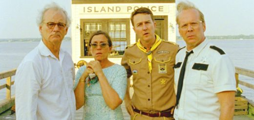 Moonrise Kingdom Bruce Willis Bill Murray