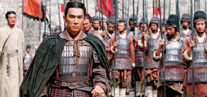 Red Cliff 2008 Chinese war film John Woo