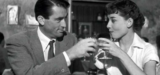 Roman Holiday Audrey Hepburn Gregory Peck