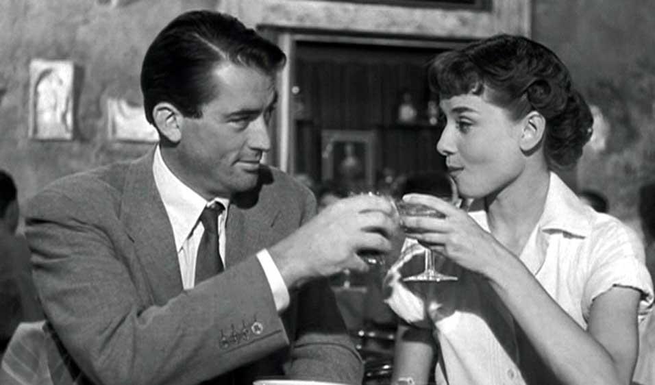 Roman Holiday Audrey Hepburn Gregory Peck