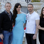 Skyfall cast filming press conference Istanbul