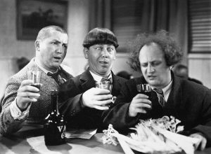The Original Three Stooges