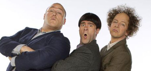 Three Stooges movie 2012