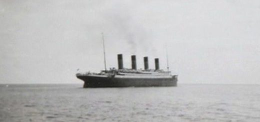 Titanic last photograph picture