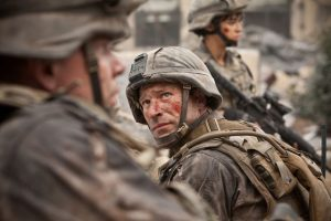 Battle Los Angeles 2011 Aaron Eckhart