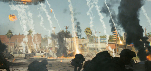 Battle Los Angeles 2011 sci-fi war