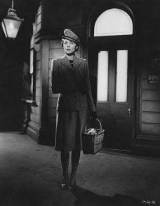 Brief Encounter 1945 romance Cella Johnson