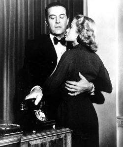 Dial M For Murder Ray Milland Grace Kelly