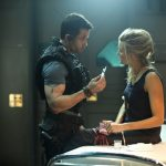Lockout Guy Pearce Maggie Grace
