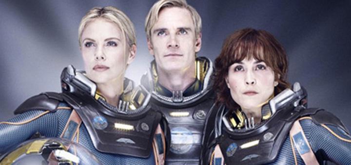 Prometheus sci-fi cast