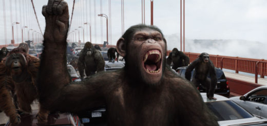 Rise of Planet of the Apes Caesar