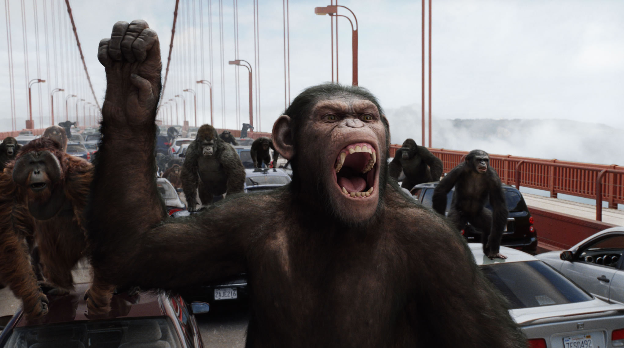 Rise of the Planet of the Apes (2011) – A Review