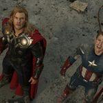 The Avengers Thor & Captain America