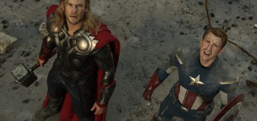 The Avengers Thor & Captain America