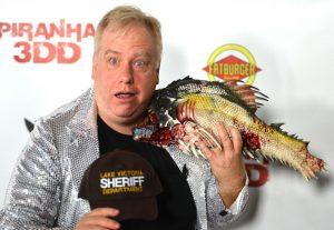 Piranha 3DD director John Gulager