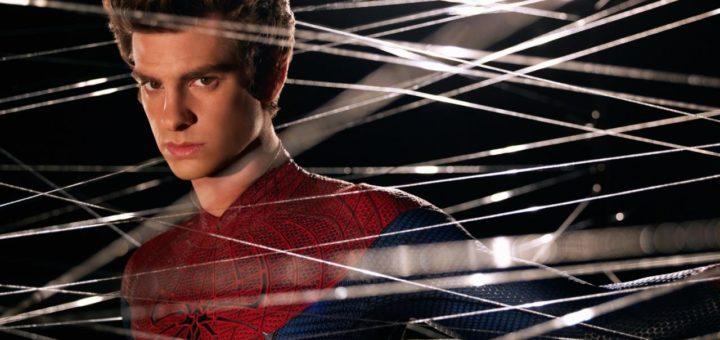 Amazing Spiderman Andrew Garfield 2012