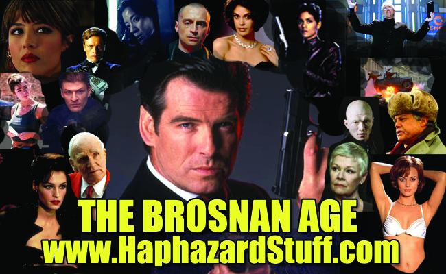 Pierce Brosnan As James Bond: 'The Brosnan Age'