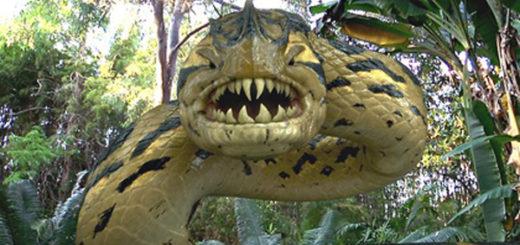 Piranhaconda SYFy monster movie