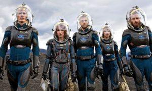 Prometheus 2012 cast characters