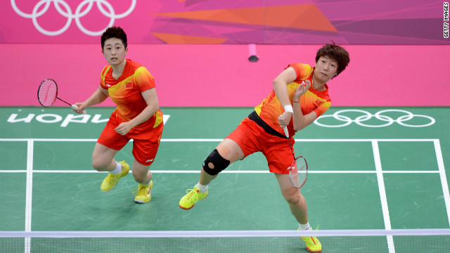 The 2012 London Olympics Badminton Scandal