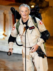 Bill Murray Ghostbuster outfit