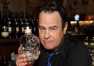 Dan Aykroyd Crystal Skull Vodka