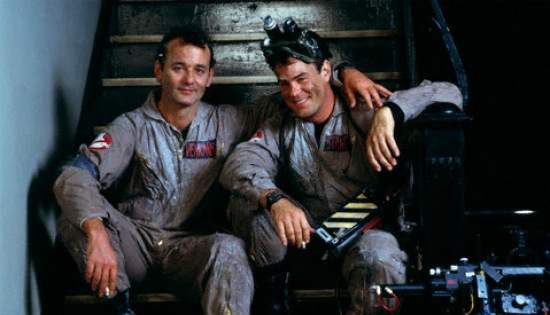 Ghostbusters 1984 Bill Murray Dan Aykroyd
