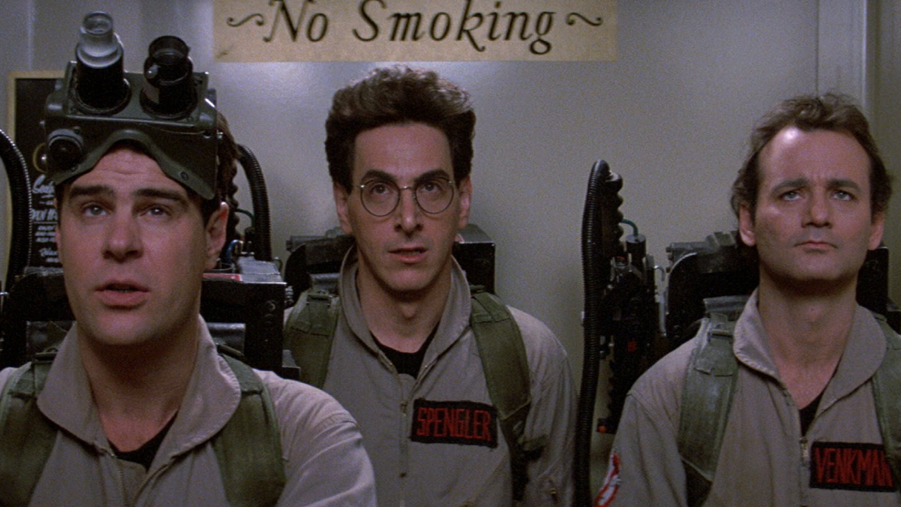 Ghostbusters 1984 cast