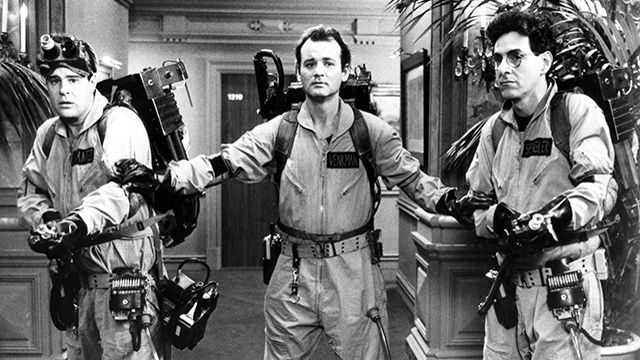 Ghostbusters Ackroyd Murray Ramis