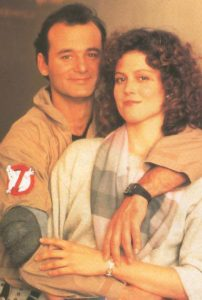 Ghostbusters Bill Murray Sigourney Weaver