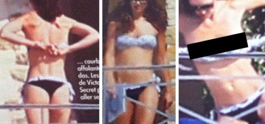 Kate Middleton topless boobs