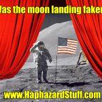 Moon Landing Fake Conspiracy Apollo space