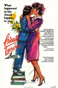 Private Lessons 1981 Movie Poster