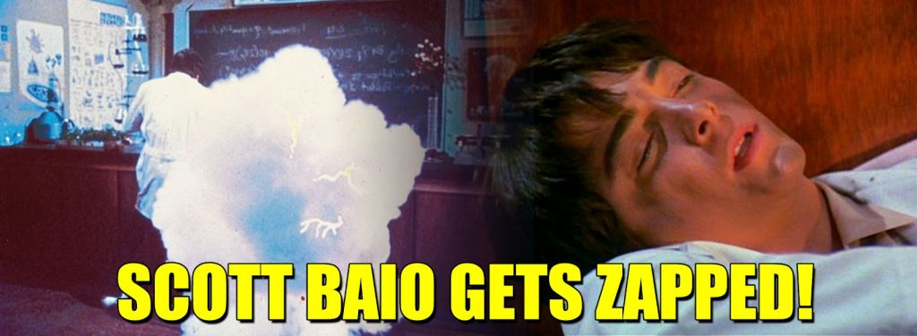 Scott Baio in Zapped 1982