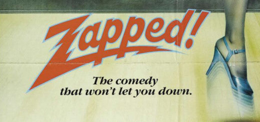 Zapped movie poster logo