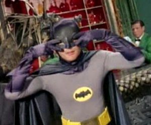 Adam West Batman BatDance