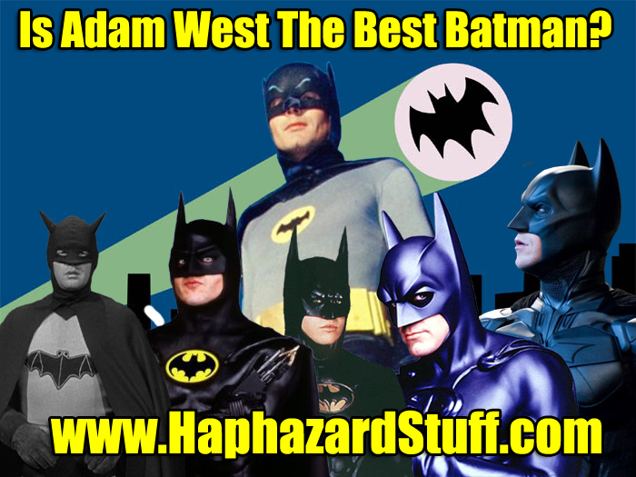 Adam West Best Batman