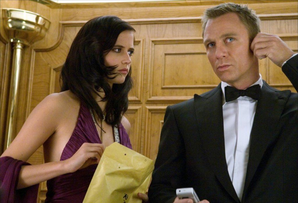 Casino Royale Eva Green Daniel Craig