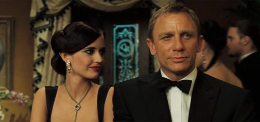 Casino Royale 2006 James Bond Daniel Craig Eva Green