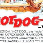 Hot Dog 1984 movie poster logo