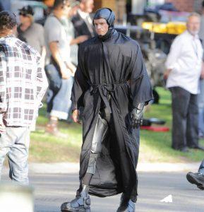 Joel Kinnaman in Robocop Remake Reboot