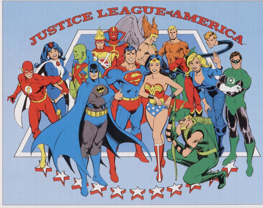 Justice League movie DC Comics