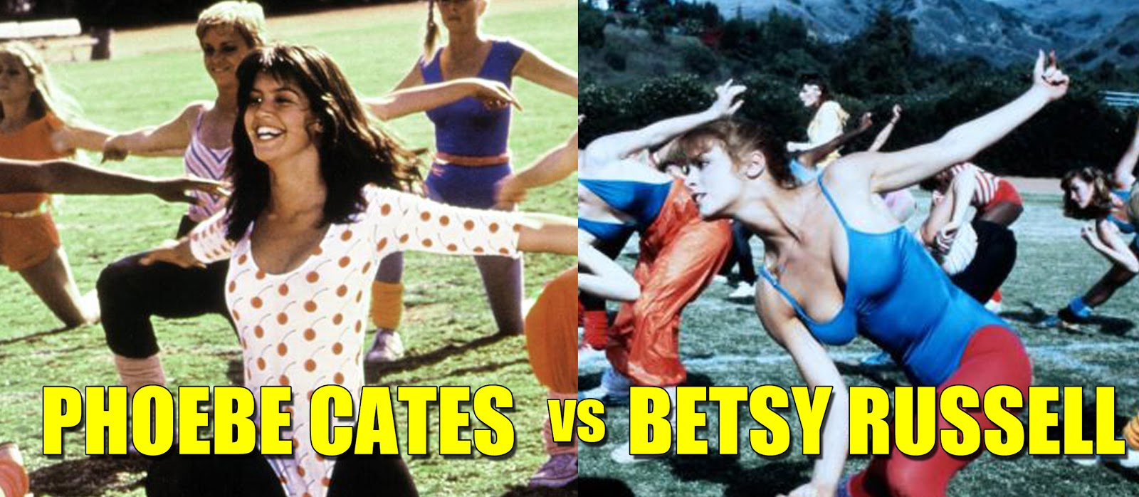 Private School 1983 Phoebe Cates vs Betsy Russell choice